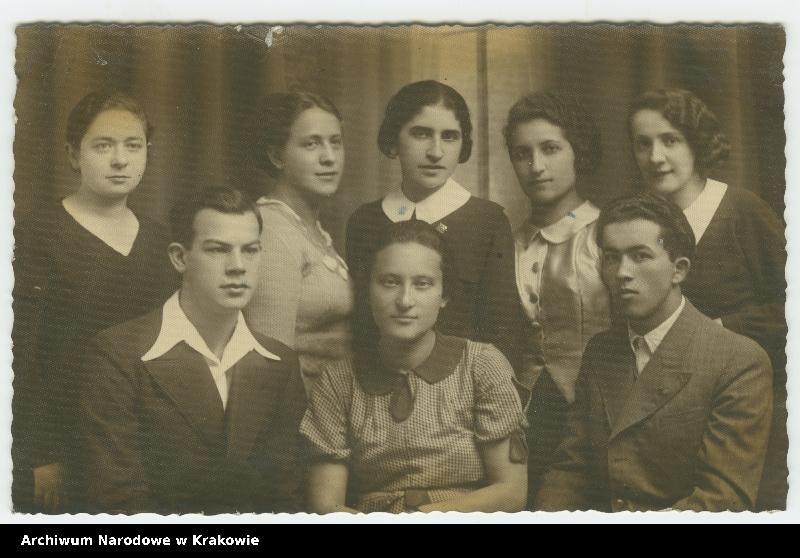Okładka folderu Nieznane osoby