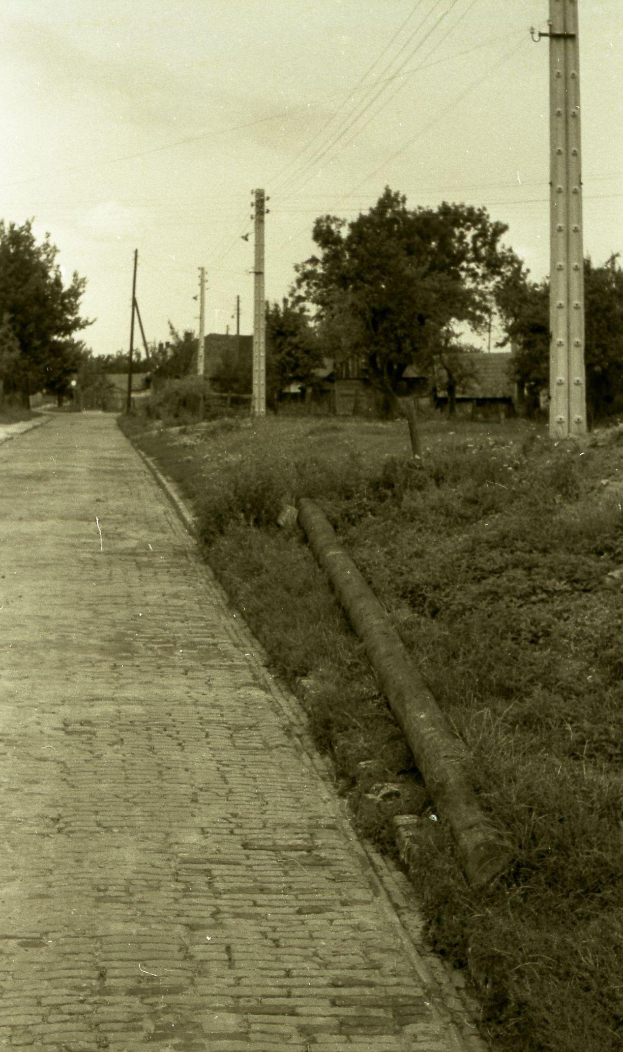Okładka folderu Archiwum Państwowe w Zamościu